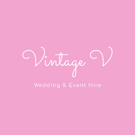Vintage V Wedding and Event Hire Event Equipment