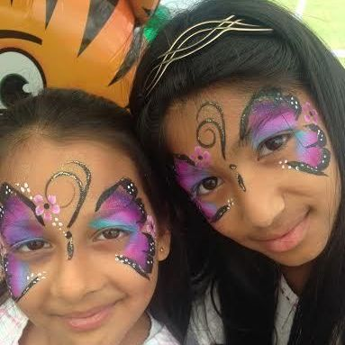 Moore Funny Faces - Children Entertainment , Broxbourne,  Face Painter, Broxbourne