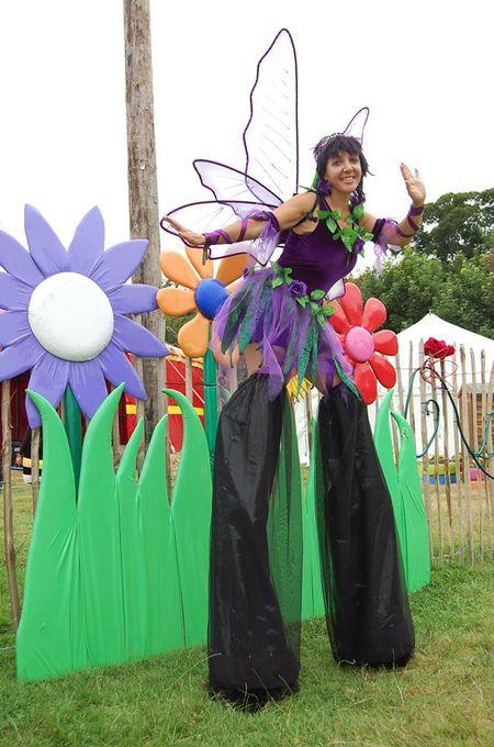 Diddy Long Legs - Circus Entertainment  - Saxmundham - Suffolk photo