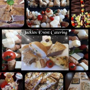 Jackies Event Catering Burger Van
