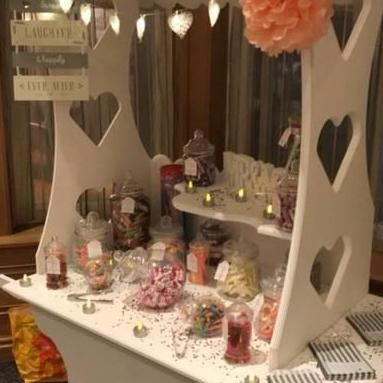 Ann's Treats - Catering , London,  Sweets and Candy Cart, London