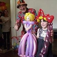 Wizzbang Entertainers Balloon Twister