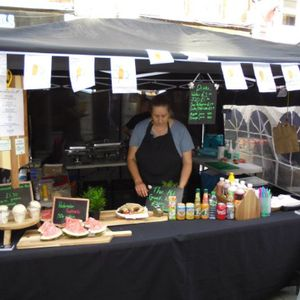 The Half Cypriot Street Food Catering