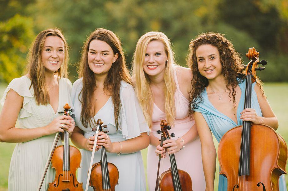 Grazia String Quartet - Ensemble  - Manchester - Greater Manchester photo