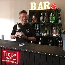 Tinos Bar Service Mobile Bar