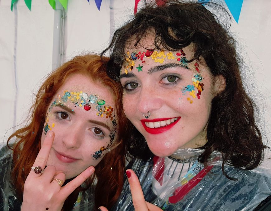 Derby Face and Body Painting - Circus Entertainment Children Entertainment Caricaturist  - Derby - Derbyshire photo