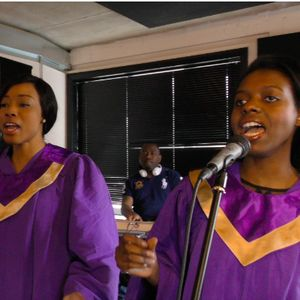 Pop Up Choir (Gospel) Wedding Singer