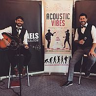 Acoustic Vibes Function Music Band