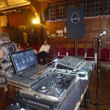 Stack4 Sound Systems Mobile Disco