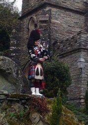Andrew Paton, Highland Bagpiper - Solo Musician  - Warrington - Cheshire photo