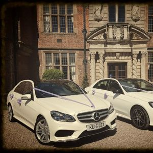 Mile High Chauffeurs Wedding car