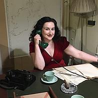 Chérie Lawrence Vintage Singer