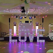 Twilight Events Wales Wedding DJ