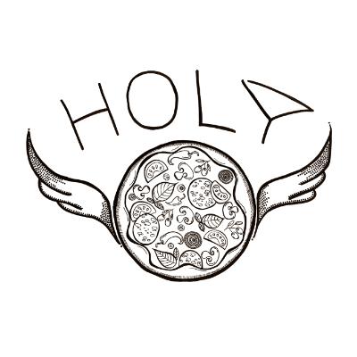 Holy Pizza Pizza Van
