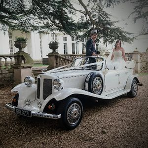 CWC Wedding Car Hire Wedding car