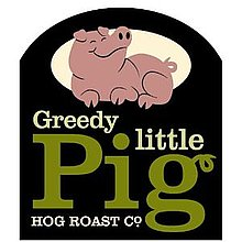 Greedy Little Pig Street Food Catering