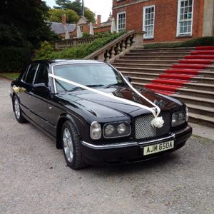 Leicester Wedding Car Specialists Chauffeur Driven Car
