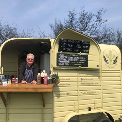 Tattie McSpudface Street Food Catering