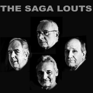 The Saga Louts Rock And Roll Band