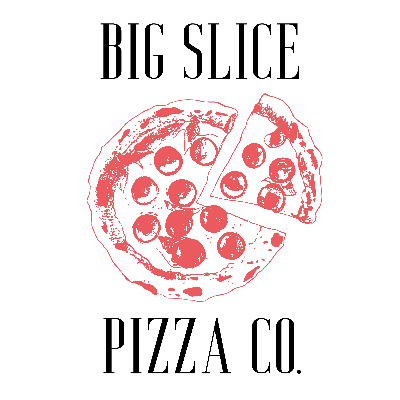 Big Slice Pizza Co Pizza Van