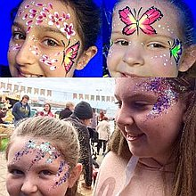 Wow Face Art Children Entertainment