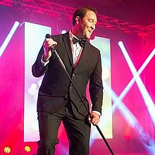 The Michael Buble Tribute Show Live Solo Singer