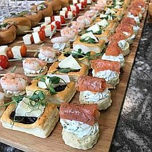 The Dining Room Business Lunch Catering