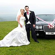 Brecon Wedding Cars Wedding car
