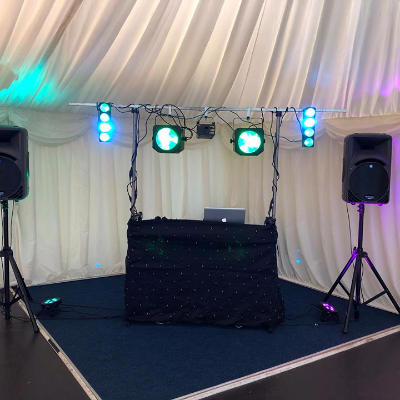 DJ  Disco Hire in Oxfordshire Wedding DJ