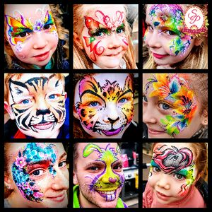 SARA'S PARLOUR FACE & BODY ART! GLITTER, TATOOS, PARTIES, EVENTS & MORE! - Children Entertainment , Birmingham,  Face Painter, Birmingham