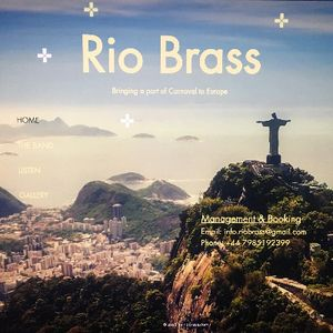 Rio Brass - Live music band , London, Ensemble , London, World Music Band , London,  Brass Ensemble, London