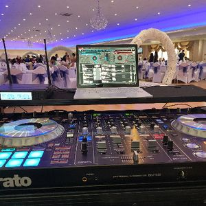 Desi house Dj & Uplighting Wedding DJ