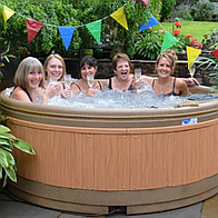 Hot Tub Hire Glasgow Event Equipment