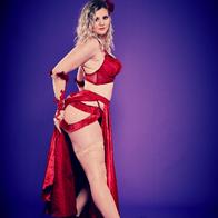 Miss BoomDeAy Burlesque Dancer