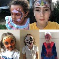 Leah's Little Faces Face Painter