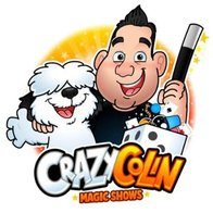 Crazy Colin's Magic Shows Children Entertainment