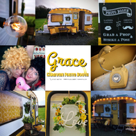 Grace Caravan Photo Booth Photo Booth