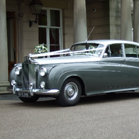 Elegance Wedding Car Hire Vintage & Classic Wedding Car