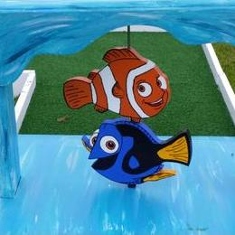 Lancashire Crazy Golf Games and Activities
