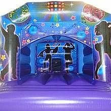 MCS Inflatables Bouncy Castle