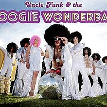 Uncle Funk & The Boogie Wonderband Wedding Music Band