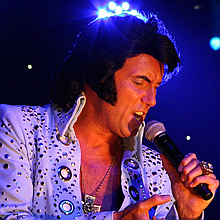 Garry J Foley - Elvis Tribute Artist Tribute Band