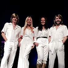 Revival - The Tribute to Abba Tribute Band