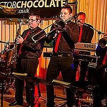 Doctor Chocolate Soul & Motown Band