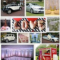 Celebration Cars and Events Wedding car