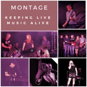 Montage Country Band