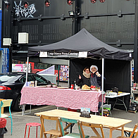 Luigi Manca Pizza Catering Pizza Van