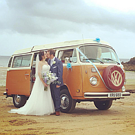 Cool 4 Campers Vintage & Classic Wedding Car