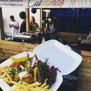 Catalinas Mobile Caterer