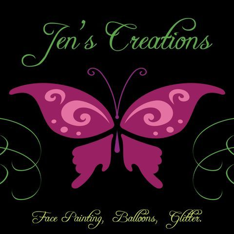 Jen's Creations - Children Entertainment , Oldham,  Balloon Twister, Oldham Face Painter, Oldham
